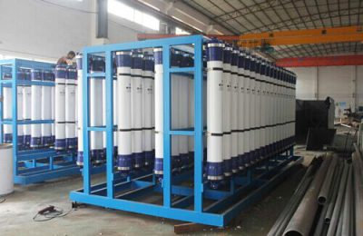 400t/h 中水回用装置