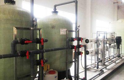 铝型材中水回用设备4